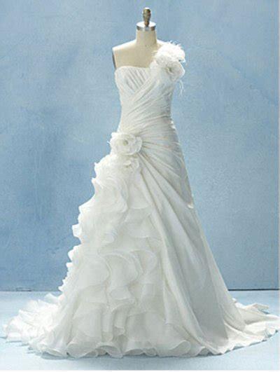 Alfred Angelo Disney Ariel Wedding Dresses