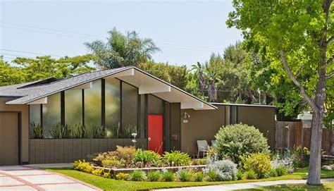 stunning eichler homes mid century modern architecture