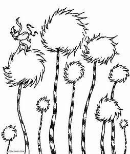 Printable Lorax Coloring Pages For Kids | Cool2bKids