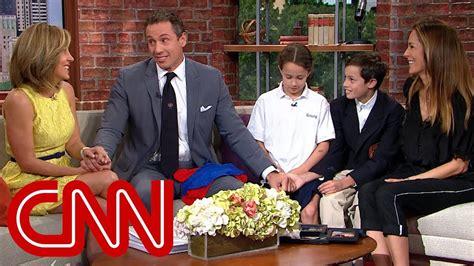 Chris Cuomo and Family