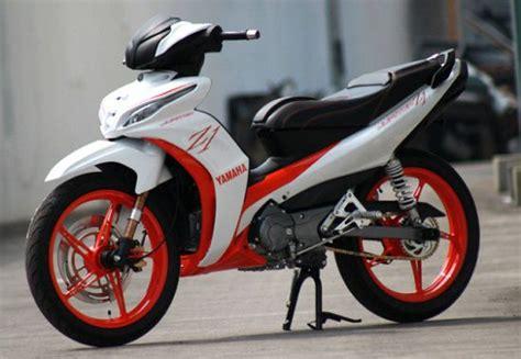 Modifikasi Motor Jupiter Z1 by Harga Yamaha Jupiter Z1 2018 Review Spesifikasi Modifikasi