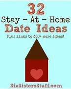 Romantic Stay At Home Date Ideas by 32 Stay At Home Date Ideas Six Sisters 39 Stuff