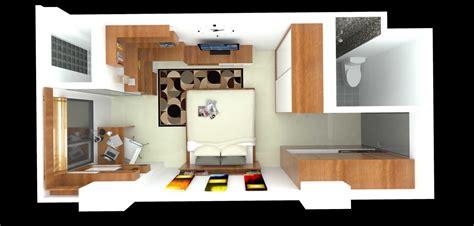 desain apartemen keren  trendy  indonesia arsitag