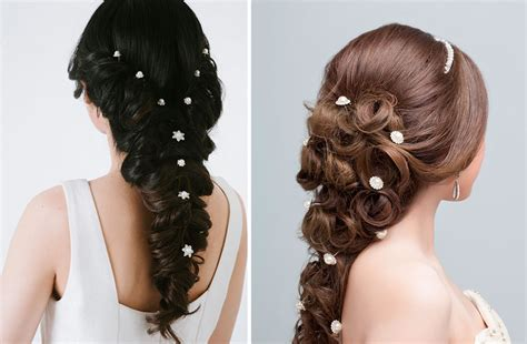 Wedding For Long Hair : Very Stylish Wedding Hairstyles For Long Hair 2018-2019