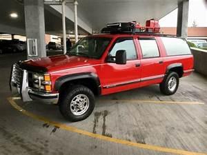 1994 Chevrolet Suburban 2500 4x4 6 5 Diesel