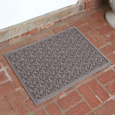 gray doormat buy gray door mats from bed bath beyond