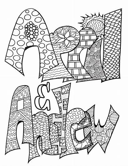 Coloring Pages Adult Couples Printable Custom Valentine