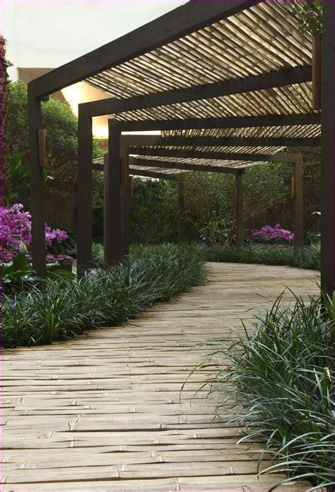 stunning covered garden walkway ideas patio garden pergola patio garden walkway