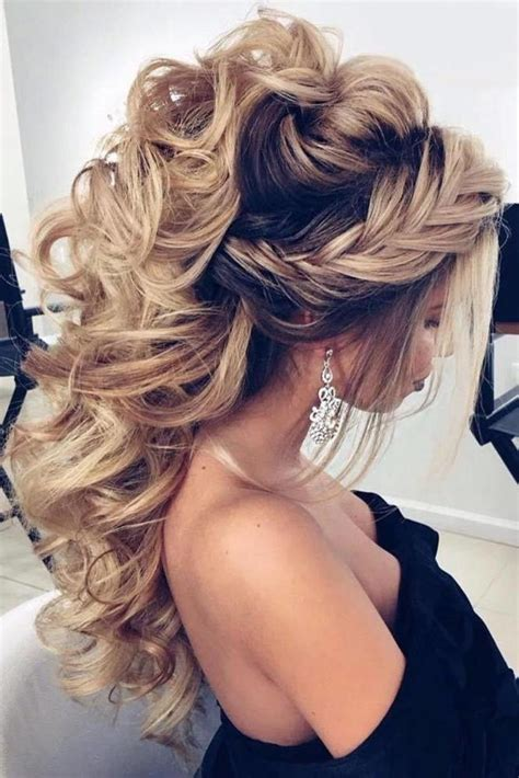 collection  long hairstyles prom