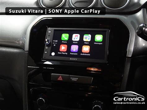 suzuki vitara radio nav upgrade apple carplay