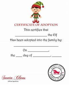 Free elf on the shelf adoption certificate printable il 570xn520939209 n740jpg christmas for Elf on the shelf adoption