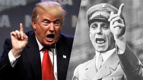 Donald Trump Like Hitler
