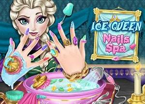 Ice Queen Make Up Game Game  Play online at Y8com