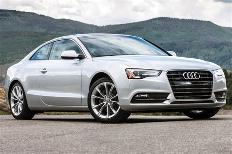 2016 Audi A5 Coupe Pricing & Features