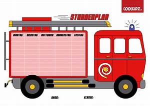 Feuerwehr, Zum, Ausdrucken