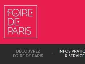 Place Gratuite Foire De Paris : billets gratuits pour la foire de paris ~ Melissatoandfro.com Idées de Décoration
