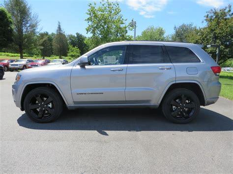 2014 jeep grand cherokee altitude in billet silver grand