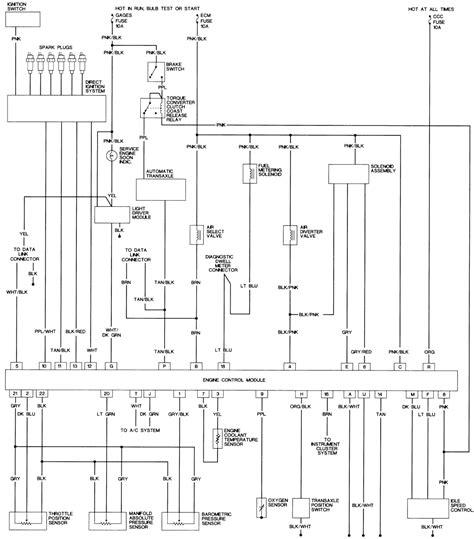 wiring diagrams 13 2 0l vin p engine get free