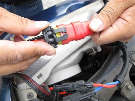 how to install hid lights how to install hid conversion kit hid headlight hid