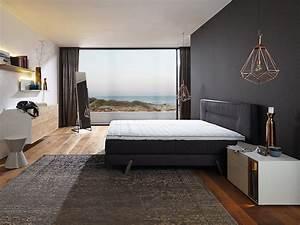 Rose Gold Wandfarbe : 1001 atemberaubende ideen f r wandfarbe grau ~ Markanthonyermac.com Haus und Dekorationen