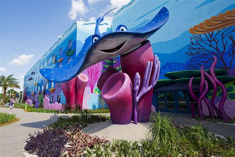 Family Room Hotel Tokyo by Disney S Art Of Animation Resort Finding Nemo Wing