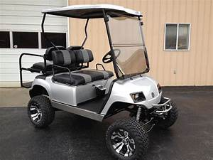 Yamaha G22 Golf Cart