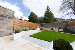 design a house free modern garden edinburgh paul church gardens