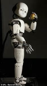 Humanoid robots that may one day become our friends ...