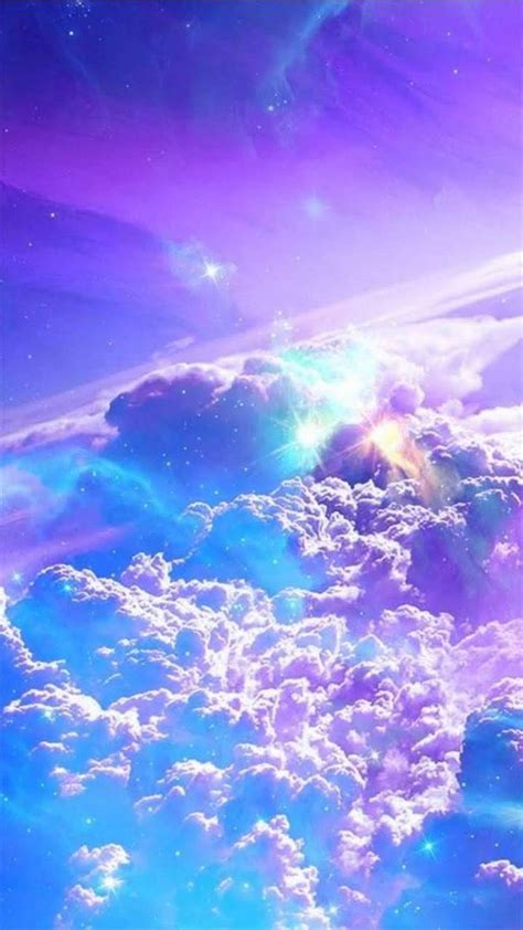 Blue and purple galaxy wallpaper purple galaxy wallpaper. 1001+ ideas for a cool galaxy wallpaper for your phone and ...