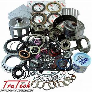 Trutech Level Iii Raybestos Blue Plate Performance Rebuild Kit 1997