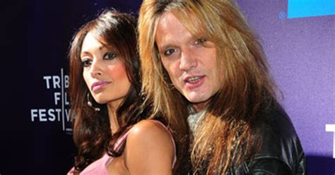 Sebastian Bach And Wife Split Rolling Stone