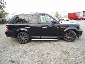 2008 Land Rover Range Rover Sport Tdv8 Se Leather