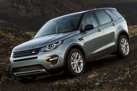 Land Rover Discovery Sport Picture by Land Rover Discovery Sport 2014 Pictures Land Rover