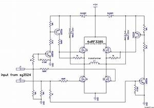 H Bridge Inverter Circuit Diagrams