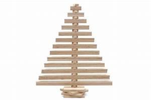 Sapin En Bois Cultura : one two tree le sapin de no l en bois pliable video ~ Zukunftsfamilie.com Idées de Décoration