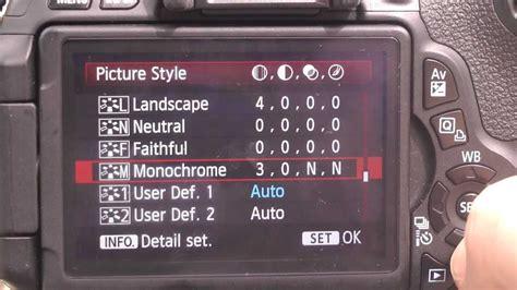 settings 600d canon camera t3i setting dslr