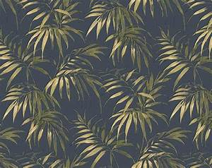 Tropical Leaf Wallpaper - WallpaperSafari