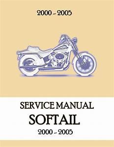 2000 Harley Davidson Softail Service Repair Manual