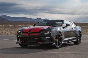Carb Document Suggests 2019 Camaro Will Get A Seven