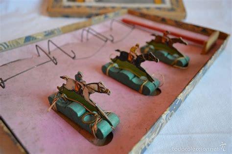 Un videojuego de carreras es un videojuego en el que se imitan competencias entre vehículos. antiguo juego de carreras de caballos. años 30/ - Comprar ...