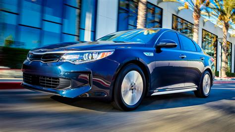 Kia Optima Hybrid Ex (2017) Wallpapers And Hd Images