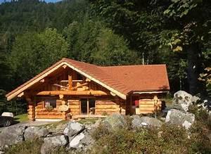 maison et chalet en rondin bois kit vosges annuaire de With maison en rondin de bois tarif