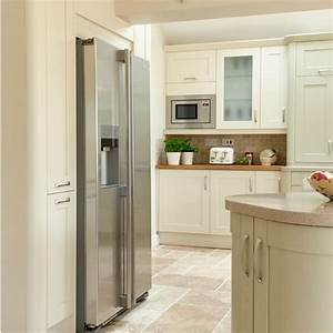 traditional cream and sage kitchen 2204