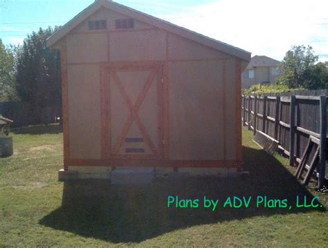 12x20 Saltbox Shed Plans by 10x20 Saltbox Wood Storage Shed 26 Garden Shed Plans