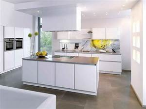 Küche Weiss Modern : moderne hochglanzk chen in weiss kann sich jeder leisten ~ Sanjose-hotels-ca.com Haus und Dekorationen