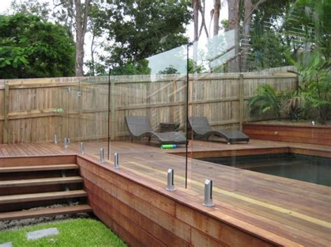 Inexpensive Outdoor Kitchen Ideas - pool fencing design ideas get inspired by photos of pool fencing from australian designers