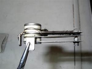 Old Garage Door Opener Thermal Switch