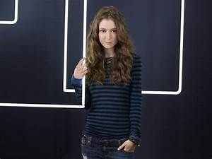 Hayley McFarland. Super talented and crazy cute. I also ...