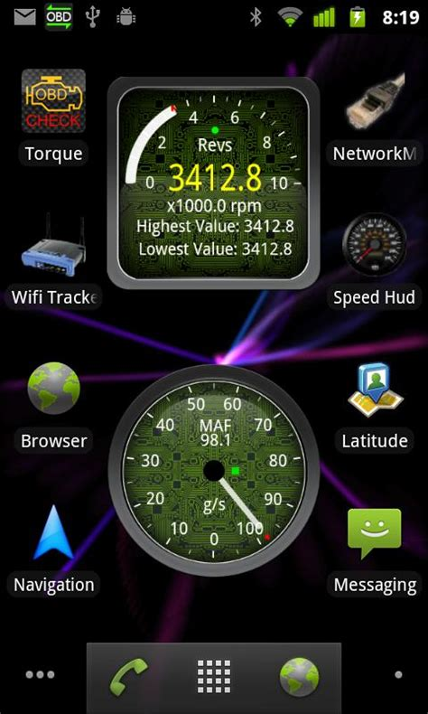 torque app for android widgets for torque obd car app ranking and data