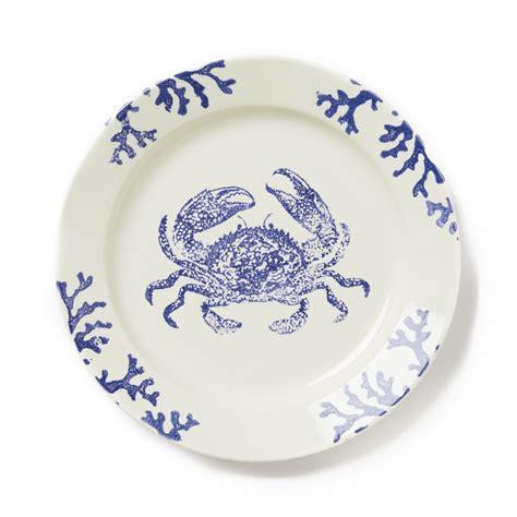vietri costiera blue crab  platter